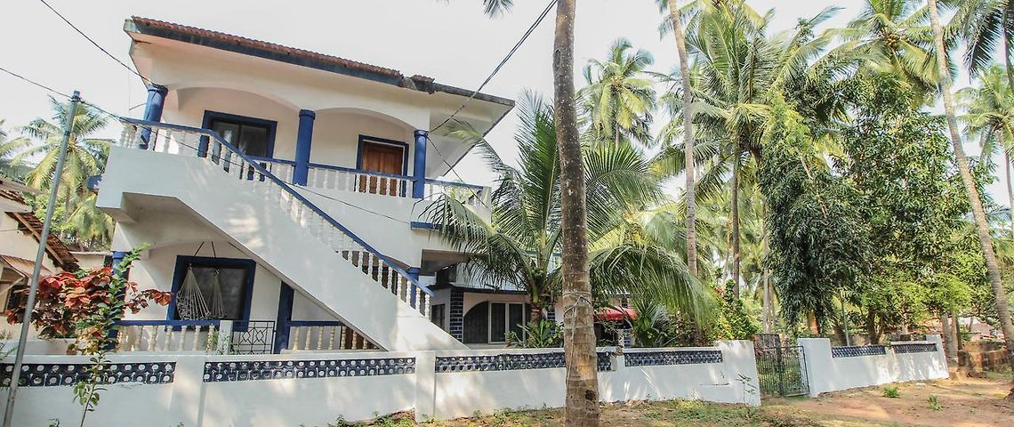 Oyo Home 10096 Secluded 1bhk Calangute